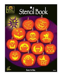 graveyard pumpkin carving patterns amazon com the perfect pumpkin stencil book toys u0026 games