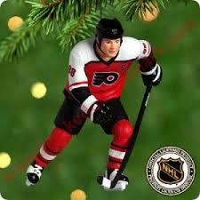 2000 hockey greats 4 eric lindros hallmark ornament at hooked on