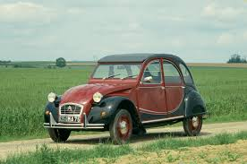 vintage citroen a look at the citroën 2cv charleston ran when parked