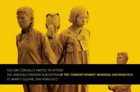 Japanese Comfort Women Stories San Francisco U0027s U0027comfort Woman U0027 Statue Why Japan Is So Mad The