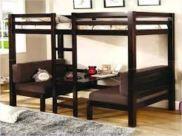 bunk bed with sofa underneath bunk bed with table underneath bunk bed with couch image of loft bed