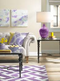 Blue And Grey Living Room Ideas by 23 Inspirational Purple Interior Designs You Must See Big Chill