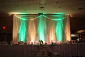 dj lighting for weddings and parties