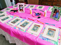 live the prep life birthday recap lilly pulitzer inspired birthday