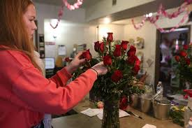 local flower shops local flower shop redbud floral sees business surge on s