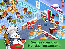 restaurant story christmas android apps on google play