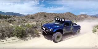 Ford Ranger Truck Names - watch home brew ford ranger trophy truck ford authority