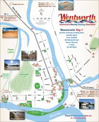 Australian Outback Map Maps Of The Wentworth Region Outback Nsw Visitwentworth