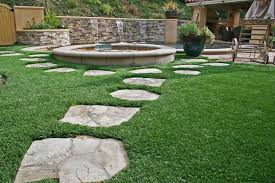 Fake Grass For Backyard by The Pros And Cons Of Artificial Grass For Home Lawns Pacific