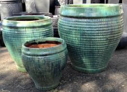 Glazed Ceramic Pots Outdoor Ceramic Pots The Gardener U0027s Choice