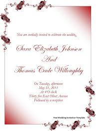 marriage invitation design templates wblqual