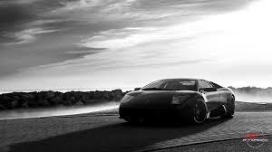 Lamborghini Murcielago Matte Black - lamborghini murciélago b forged performance forged custom wheels