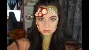 Dead Halloween Makeup by Easy Glam Mermaid Dead Mermaid Halloween Makeup Tutorial 2016