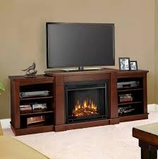 Fireplaces Tv Stands by Electric Fireplace Tv Stand Contemporary Home Fireplaces