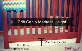How To Make A Crib Mattress 3 Diy Hacks To Prevent Your Child From Climbing Out Of Their Crib