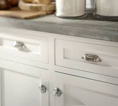 Porcelain Knobs For Kitchen Cabinets Ceramic Knobs Pottery Barn