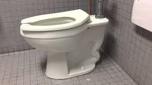 Eljer Flapper Valve 5057 Early 1990s Eljer Toilet On Flush Valve 4 Youtube