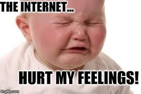 Hurt Feelings Meme - image tagged in baby imgflip