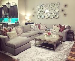alluring small living room with sectional and sectional sofa for
