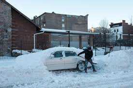 Blizzard Resume Nyc Slowly Returns To Normal After Mammoth Blizzard Ny Daily News