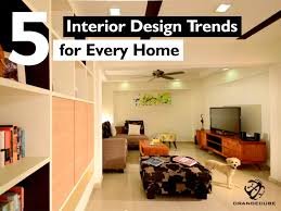 Shape In Interior Design 5 Interior Trends For Every Home Interior Design And Renovation