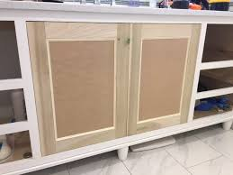 How To Make Cabinet Doors From Plywood Coffee Table How Make Simple Shaker Style Kitchen Cabinet Doors