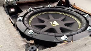 lexus ls430 speaker size 1999 toyota avalon subwoofer replacement youtube