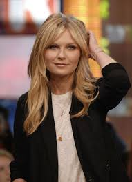 cutting hair so it curves under the 10 best celebrity bangs in hollywood round brush blow dry