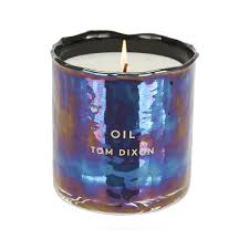 scent materialism oil candle tom dixon ambientedirect com