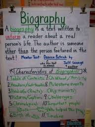 biography definition biography project