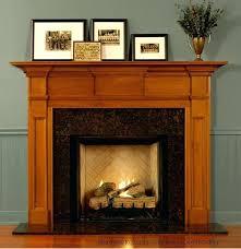 oak fireplace mantle mantel no wood fireplace mantel for