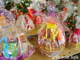 new year gift baskets new year the build up grab your fork a sydney food