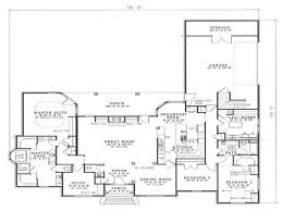 l shaped raised ranch house plans