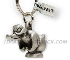 chrome rubber duck ornament dsquared greece