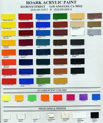 chart americana acrylic paint color conversion chart