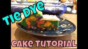 easy u0026 fun tie dye cake using your favorite cake recipe or boxed