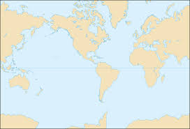 Blank World Map by File World Map Blank Americas Centred Svg Wikimedia Commons