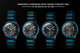 yankee stadium watch 42mm u2013 original grain