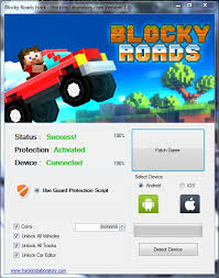 blocky roads version apk blocky roads hack tool for unlimited coins and gold no survey