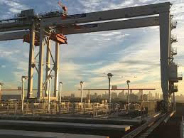 kalmar and navis make vict in melbourne fully automated port today