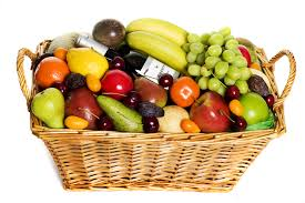 basket of fruits philippine flowers delivery fruit basket w grape juice