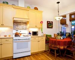 Yellow Kitchen Cabinets - beauteous 70 kitchen cabinets yellow design decoration of best 20