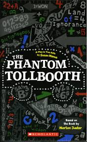 Phantom Tollbooth Map The Phantom Tollbooth By Susan Nanusnorton Juster Scholastic