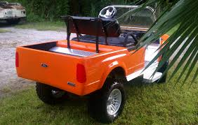 custom golf carts and street legal golf cart service sales