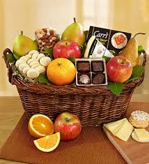 fruit and cheese gift baskets fruit gift basket 1800baskets 96095