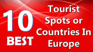 10 best tourist spots or countries in europe youtube