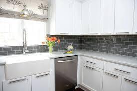 Backsplash Ideas For White Kitchens Backsplash For A White Kitchen Aciarreview Info