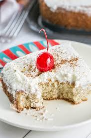 tres leches cake bunsen burner bakery