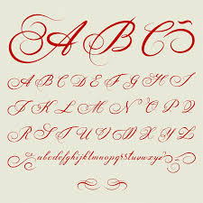 letters designs for tattoos free fonts calligraphy free download tattoo 3504 calligraphy