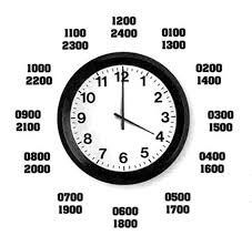 military time 24 hour clock online alarm clock